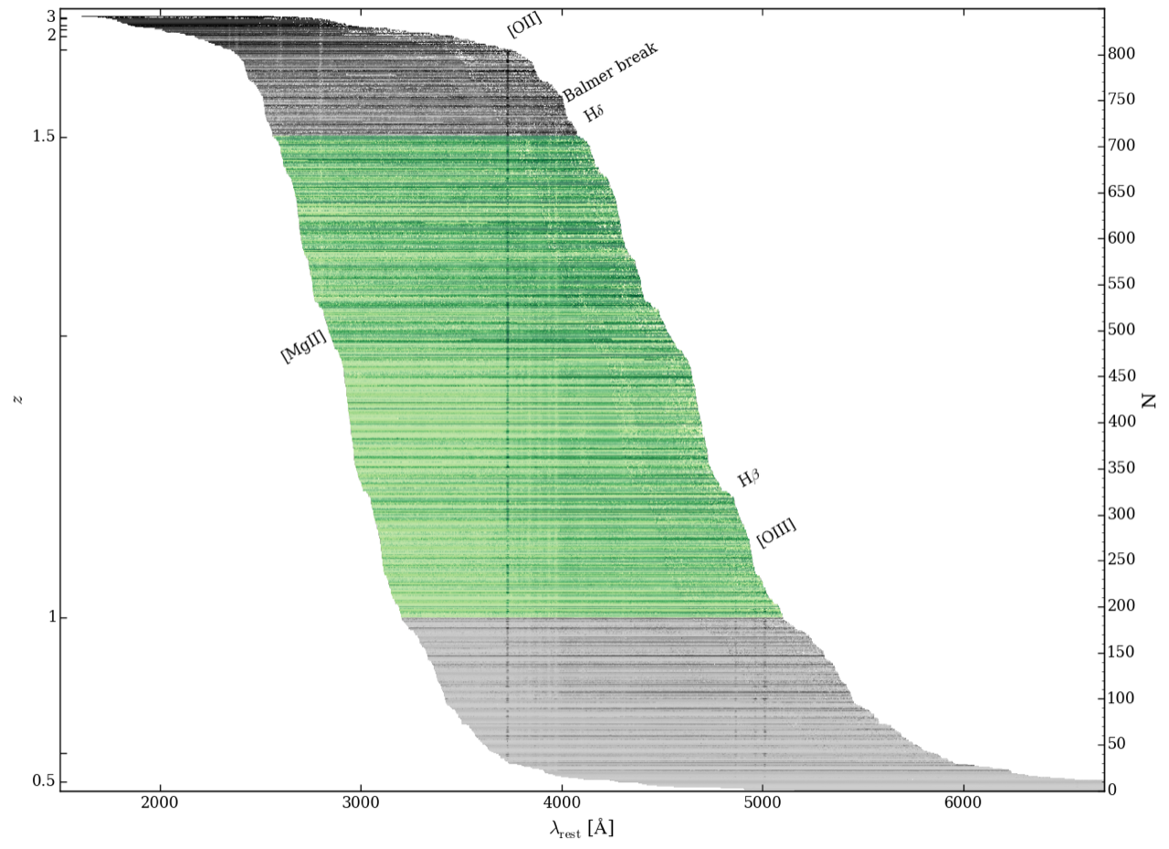 GOGREEN – Gemini Observations of Galaxies in Rich Early